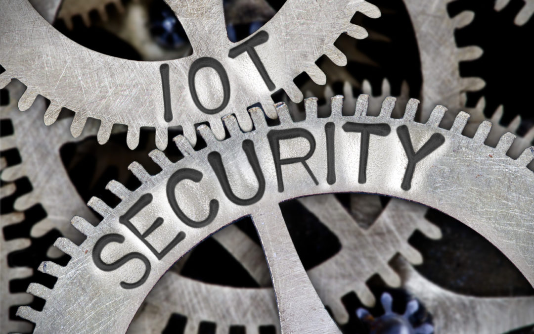 Security by Design Report: The IOT Security Problem and what UK Gov is doing about it