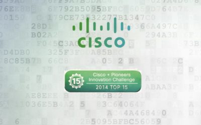 Cisco Awards Prize of 'Top 15 Internet of Things Startup' to NquiringMinds
