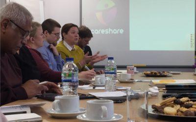First NQM CareTeam workshop in ICT Innovation in Elder Adult Domiciliary Care