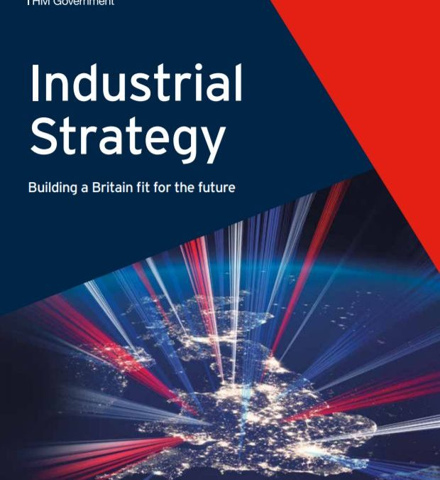 UK AI company nquiringminds featured in UKs Industrial Strategy Whitepaper